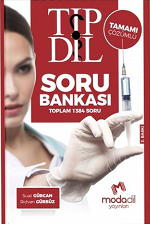 Resim Tıp Dil Tamamı Çözümlü Soru Bankası