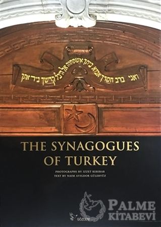 Resim The Synagogues of Turkey