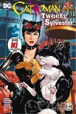 Resim Catwoman Tweety - Sylvester