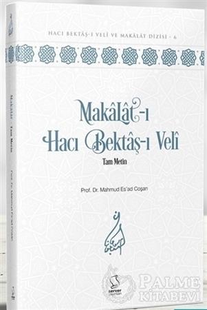Resim Makalat-ı Hacı Bektaş-ı Veli Tam Metin