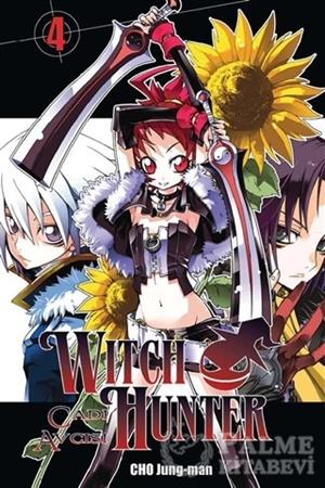 Resim Cadı Avcısı - Witch Hunter (Cilt 4)