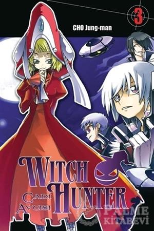 Resim Cadı Avcısı - Witch Hunter (Cilt 3)
