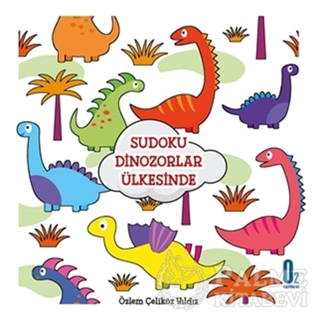Resim Sudoku Dinozorlar Ülkesinde