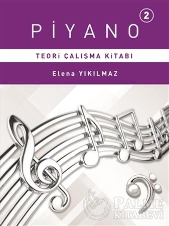 Resim Piyano 2 - Teori Çalışma Kitabı