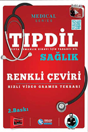 Resim TIPDİL Sağlık Renkli Çeviri 2. Baskı