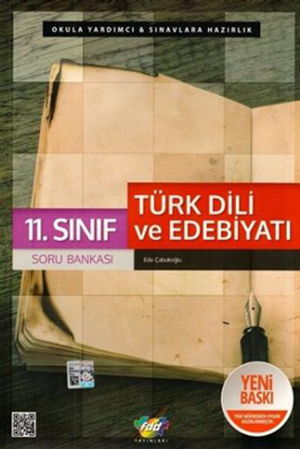 Resim 11. Sınıf Türk Dili ve Edebiyatı Soru Bankası