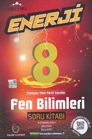 Resim 8.Sınıf Enerji Fen Bilimleri Tamamı Çözümlü Soru Kitabı