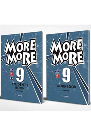 Resim More and More English 9 Students Book + Workbook