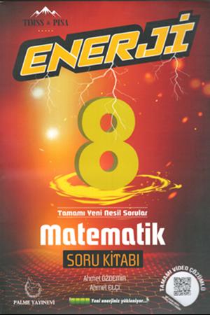 Resim 8. Sınıf Enerji Matematik Soru Kitabı