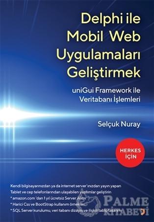 Resim Delphi İle Mobil Web Uygulamaları Geliştirmek