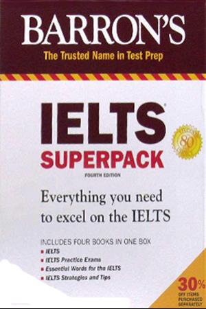 Resim IELTS Superpack 4e