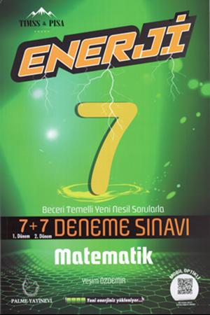 Resim 7. Sınıf Enerji Matematik 7+7 Deneme Sınavı