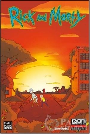 Resim Rick and Morty 13