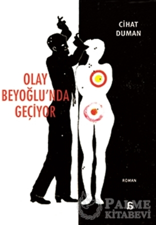 Resim Olay Beyoğlu'nda Geçiyor