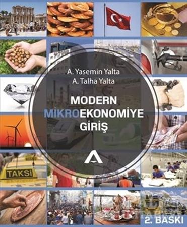 Resim Modern Mikro Ekonomiye Giriş