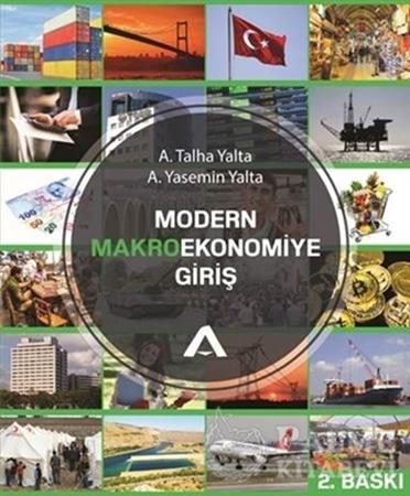 Resim Modern Makro Ekonomiye Giriş