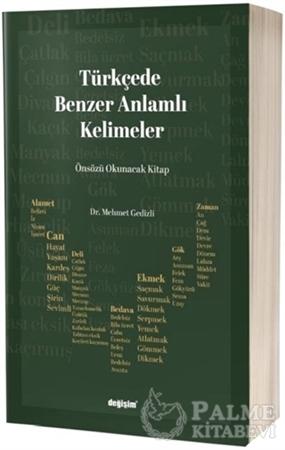 Resim Türkçede Benzer Anlamlı Kelimeler