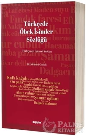 Resim Türkçede Öbek İsimler Sözlüğü