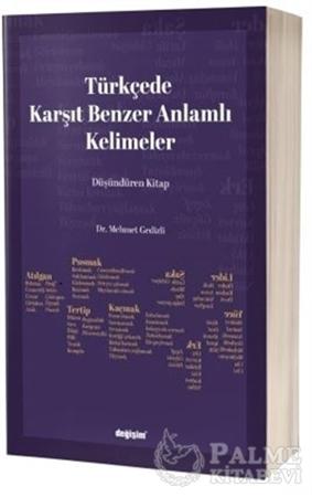 Resim Türkçede Karşıt Benzer Anlamlı Kelimeler