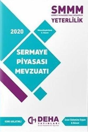 Resim 2020 SMMM Yeterlilik Sermaye Piyasası Mevzuatı Konu Anlatımlı