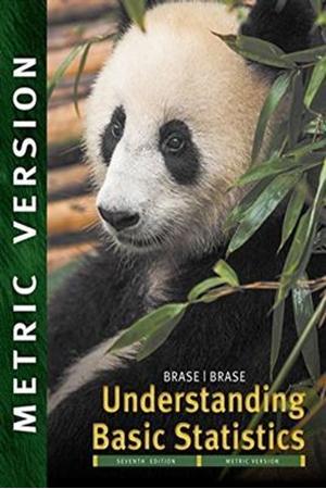 Resim Understanding Basic Statistics 7e