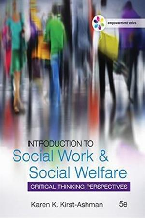 Resim Introduction to Social Work & Social Welfare 5e