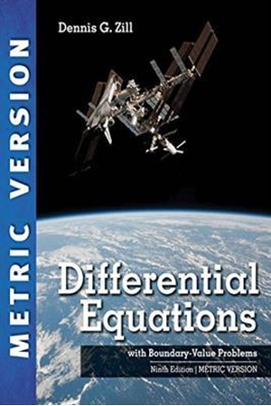 Resim Differential Equations with Boundary-Value Problems 9e