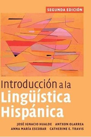 Resim Introduccion a la Linguistica Hispanica 2e