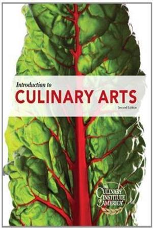 Resim Introduction to Culinary Arts 2e