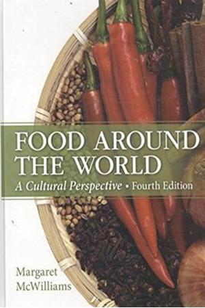 Resim Food Around the World 4e