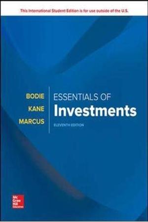 Resim Essentials of Investments 11e