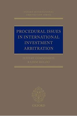 Resim Procedural Issues in International Investment Arbitration