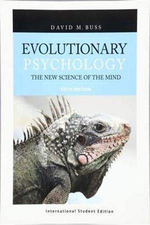 Resim Evolutionary Psychology 5e