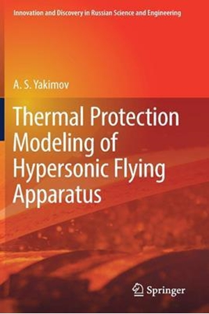 Resim Thermal Protection Modeling of Hypersonic Flying Apparatus