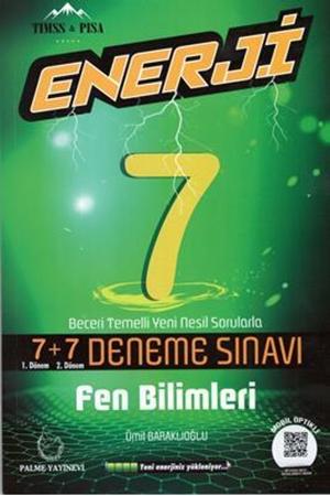 Resim 7. Sınıf Enerji Fen Bilimleri 7+7 Deneme Sınavı