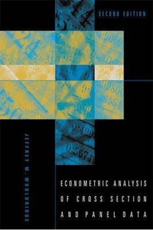 Resim Econometric Analysis of Cross Section and Panel Data 2e