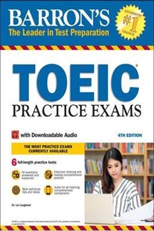 Resim TOEIC Practice Exams 4e