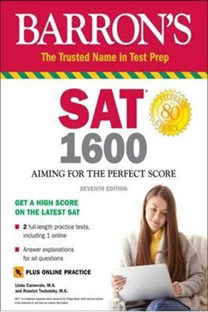 Resim SAT 1600 with Online Test 7e