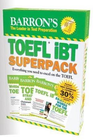 Resim TOEFL Ibt Superpack 3e