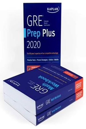 Resim GRE Complete 2020: 3-Book Set: 6 Practice Tests + Proven Strategies + Online