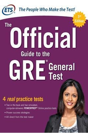 Resim McGraw-Hill The Official Guide to the GRE General Test