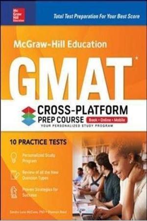 Resim McGraw-Hill Education GMAT Cross 11e