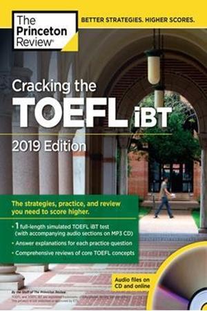 Resim Cracking the TOEFL iBT 2019
