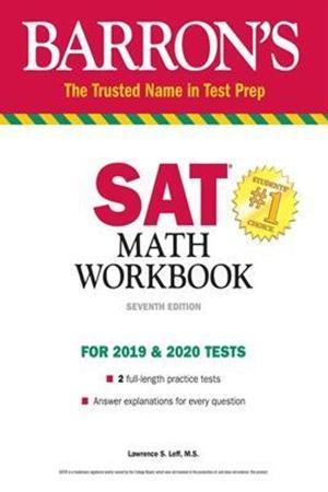 Resim Barron's SAT Math Workbook