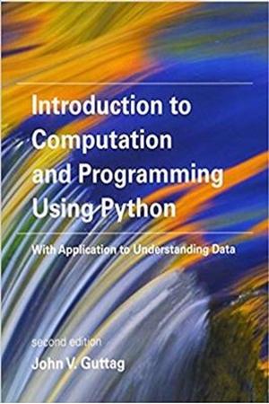 Resim Introduction to Computation and Programming Using Python 2e