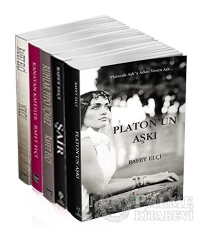 Resim Rafet Elçi Edebiyat Seti (5 Kitap Takım)