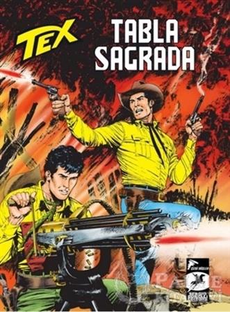 Resim Tex Yeni 39: Tabla Sagrada - Lupe'nin Dönüşü