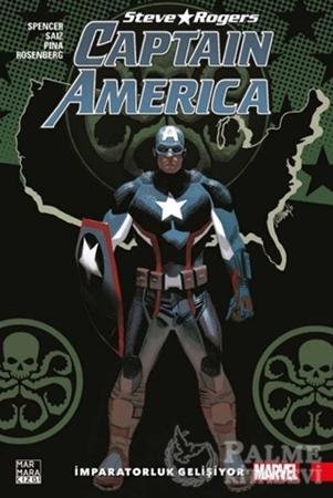 Resim Captain America - İmparatorluk Gelişiyor