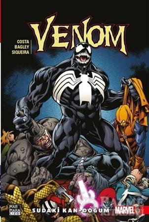 Resim Sudaki Kan - Doğum - Venom Cilt 3