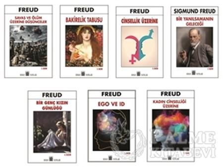 Resim Freud Klasikleri Set 2 (7 Kitap Takım)